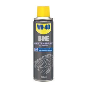 WD-40 Kædespray Allwetter Smøremiddel 250 ml grå
